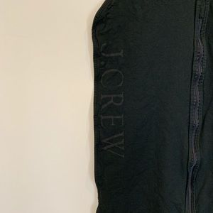 J.Crew garment dust bag.